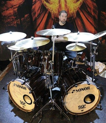 Mob Bass Girl Wallpaper Tomas Haake Of Meshuggah Drums And Drummers Snare Drum