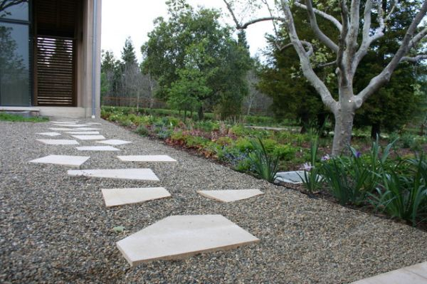 Stepping Stone Paths And Bridges For Backyard Stepping stone paths