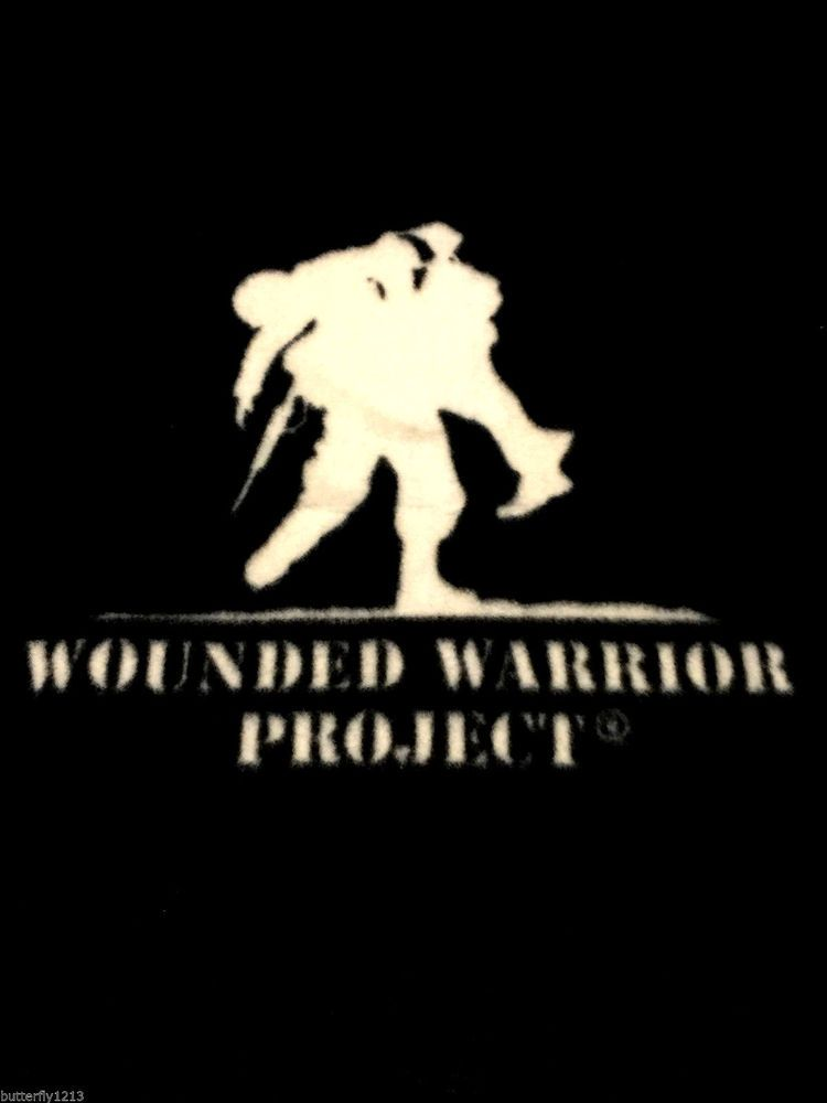 Wounded Warrior Project Light Fleece Throw Blanket 55 X 46 Military Veterans New Wounded Warrior Project Wounded Warrior Project Military Veterans Wounde