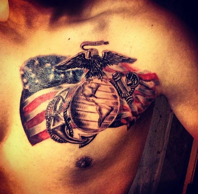 usmc marines ega military tattoos merica tattoos pinterest usmc marines and military. Black Bedroom Furniture Sets. Home Design Ideas