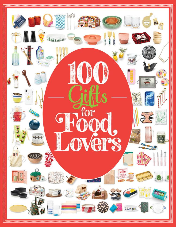 Hey Holiday Shoppers Everything In Our Food Lovers Gift Guide Is 50 Or Less Food Network Magazine Food Lovers Gift Food Lover Gifts