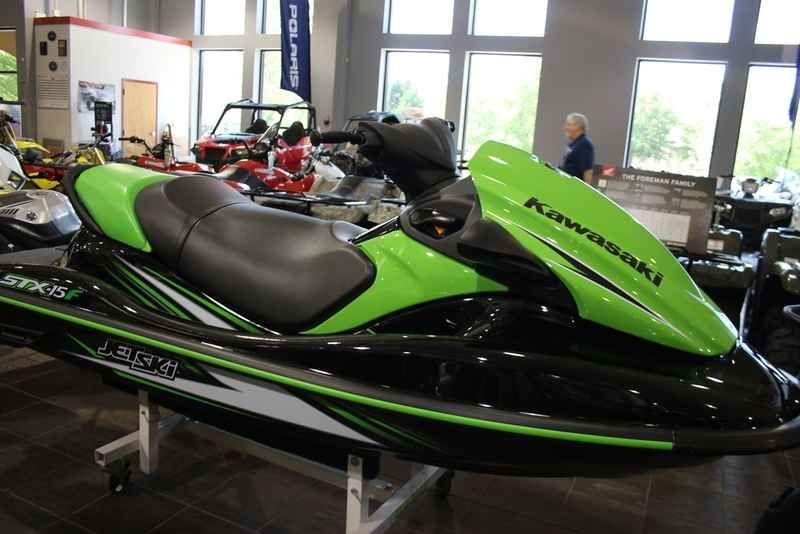 New 2016 Kawasaki Jet Ski STX-15F Jet Skis For Sale in