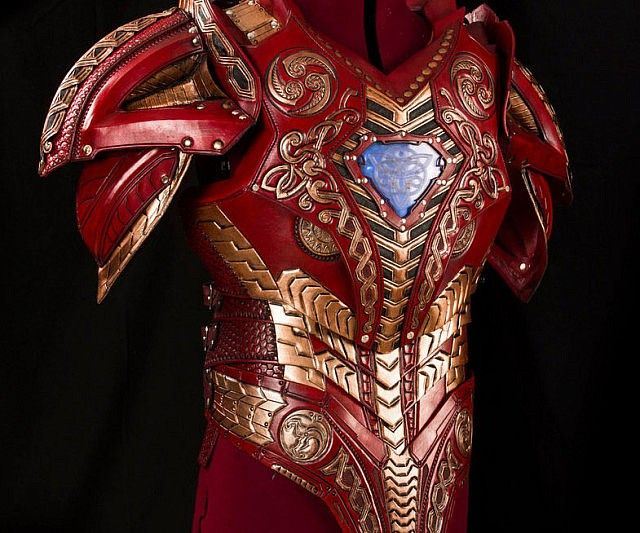 Asgardian Iron Man Anzug #menssuits