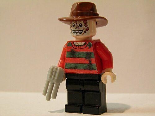 A Nightmare on Lego St