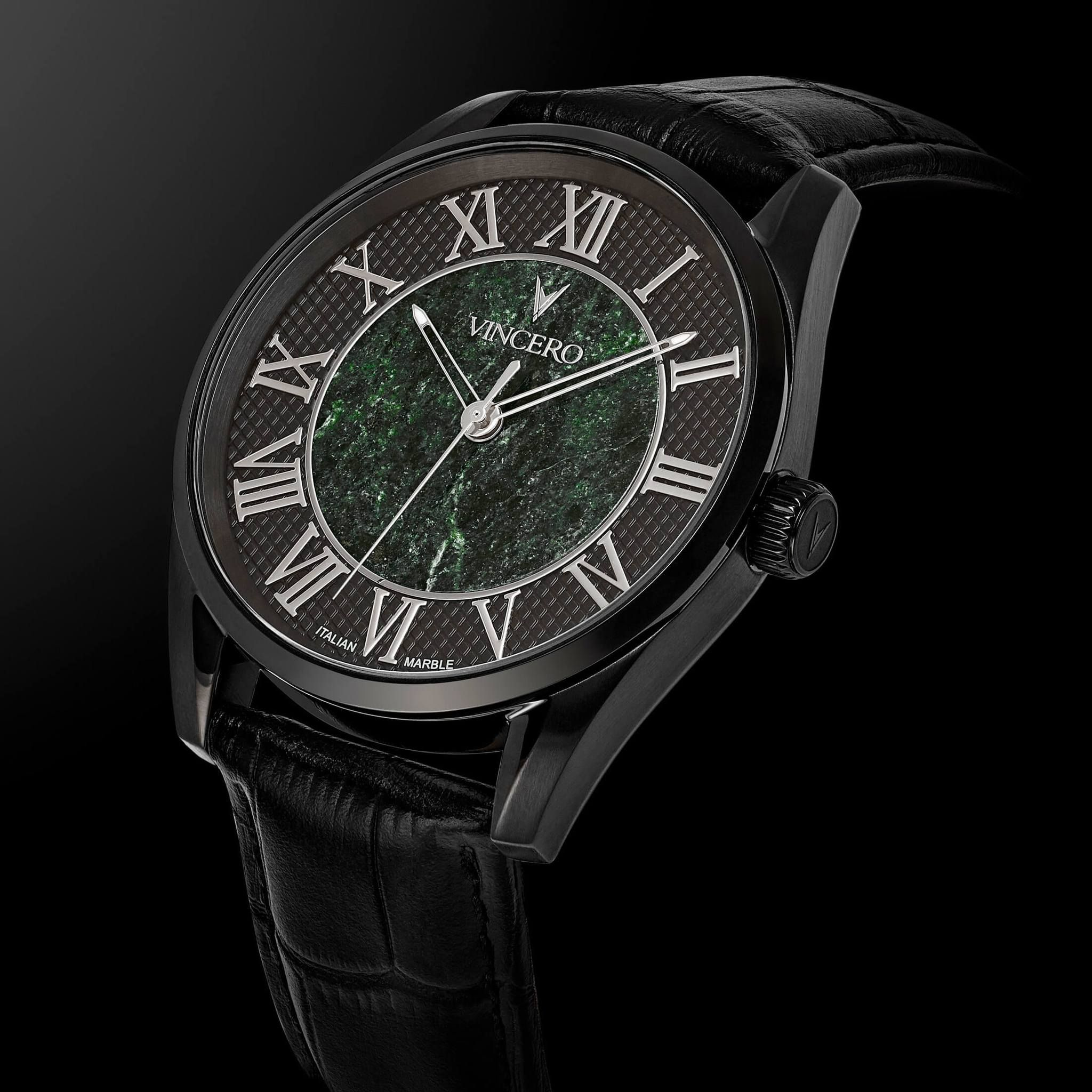Men S Marble Dress Watch Black Verde Vincero Watches Luxury Watches For Men Silver Pocket Watch Elegant Watches [ 2048 x 2048 Pixel ]