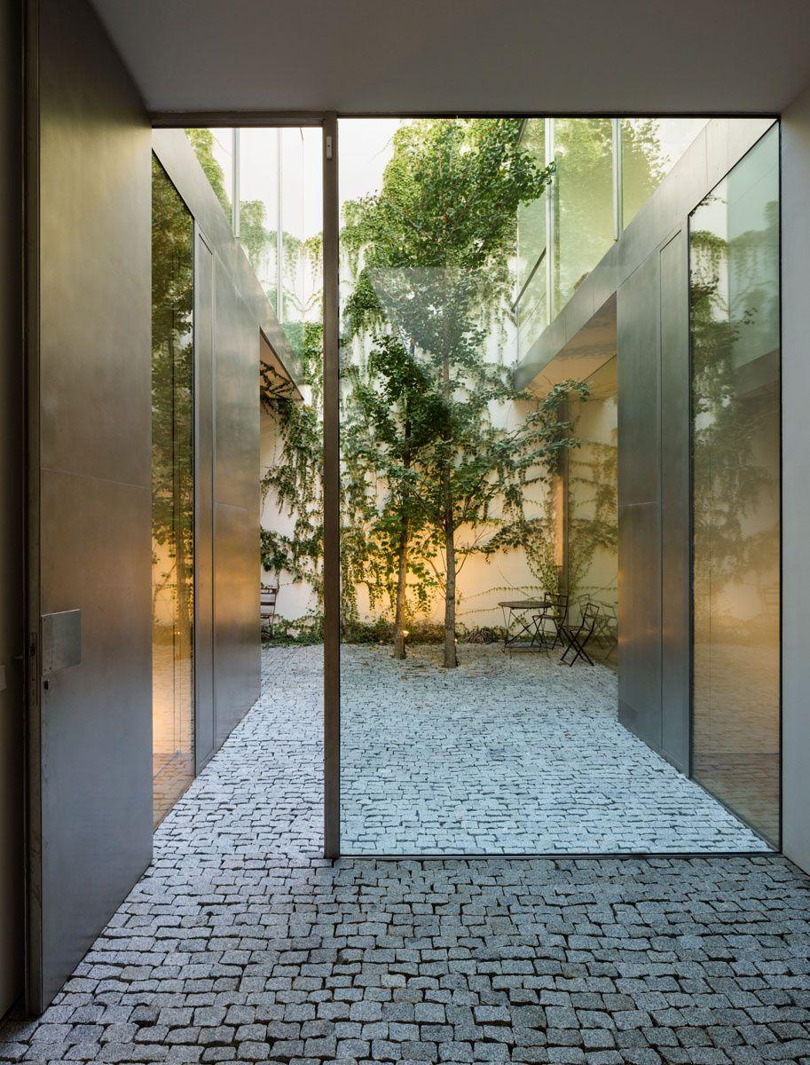 Gonz lez sch negger arquitectos rehabilitaci n de una - Diseno interiores sevilla ...