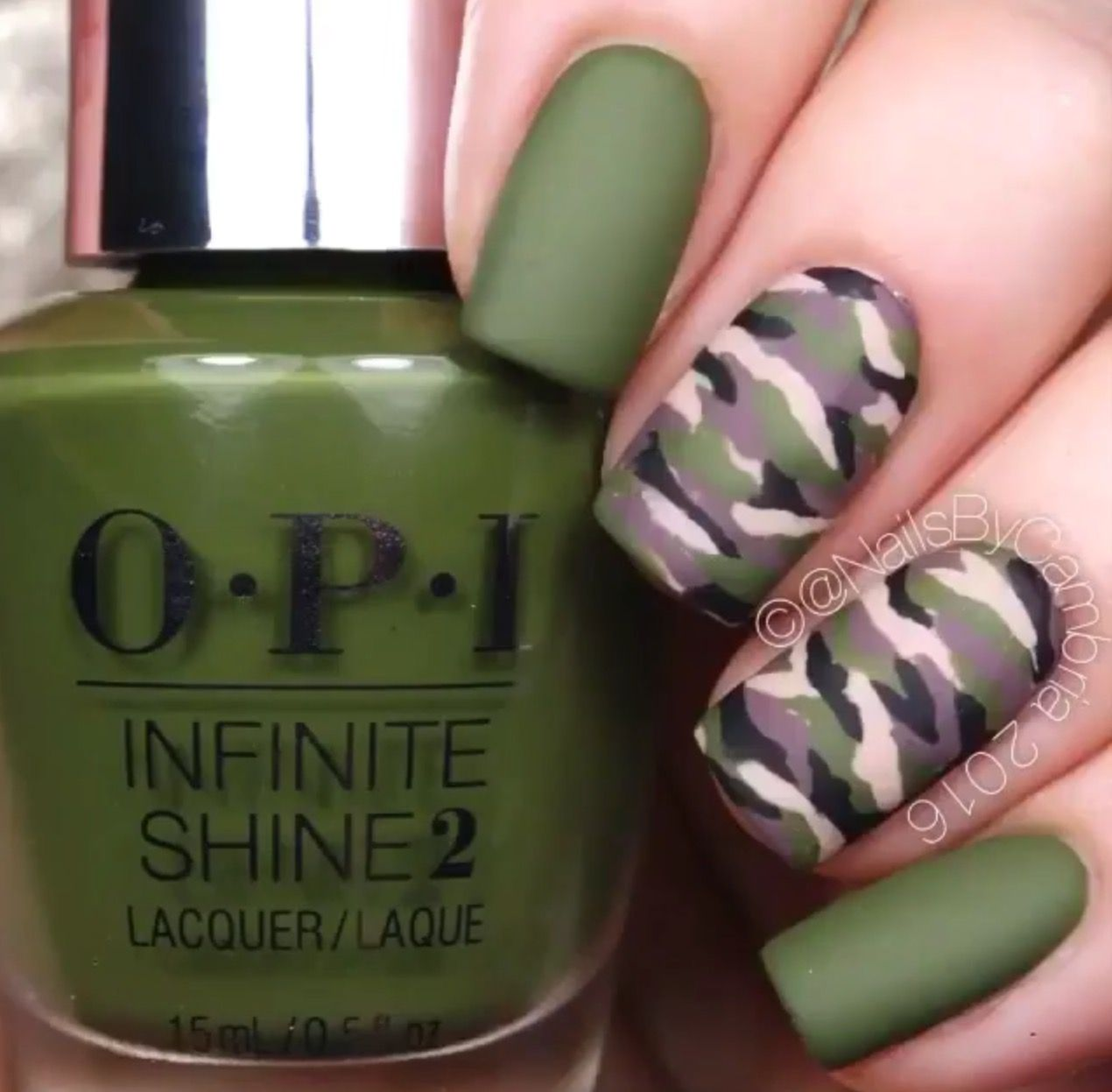 camonails - @ichristabell | Nails ♔ | Pinterest | Army nails, Army ...