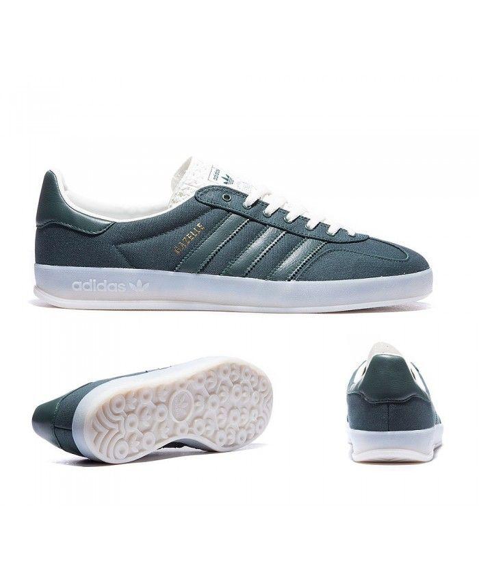adidas Gazelle Indoor Herren Sneaker Grau: : Schuhe