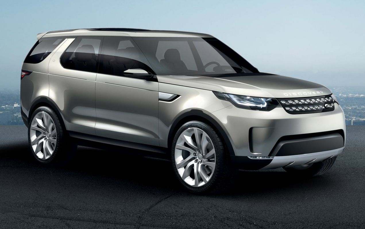 Land rover reveals all new 2015 discovery sport google search