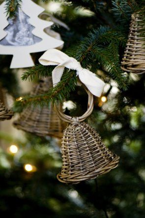 Willow Christmas decorations wwwwayswithwillowuk pletenie