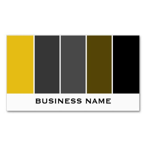 Color palette business card template business cards on zazzle color palette business card template business cards on zazzle we love design our design pinterest card templates business cards and template reheart Gallery