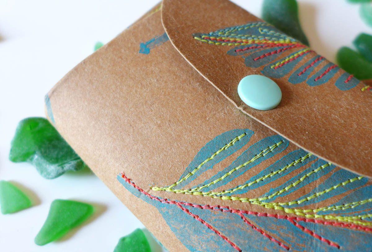 DIY SnapPap Geldbörse | Snap | Pinterest | Geldbörse, Nähen und ...