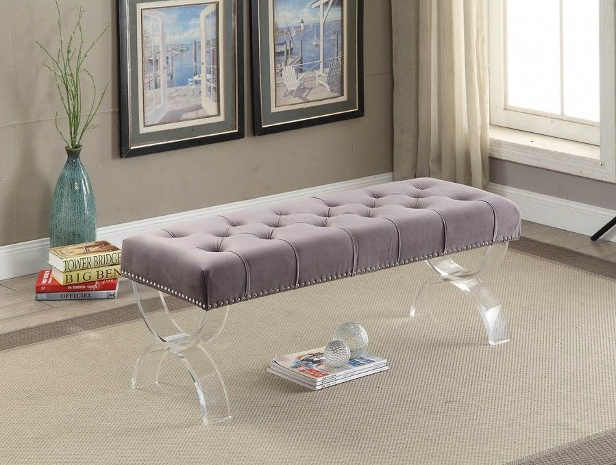 Ava Upholstered Entryway Bench