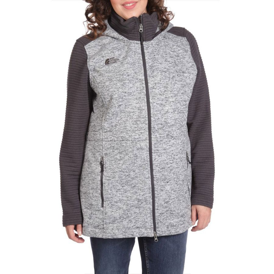 are there plus size north face jackets | clothing catalog