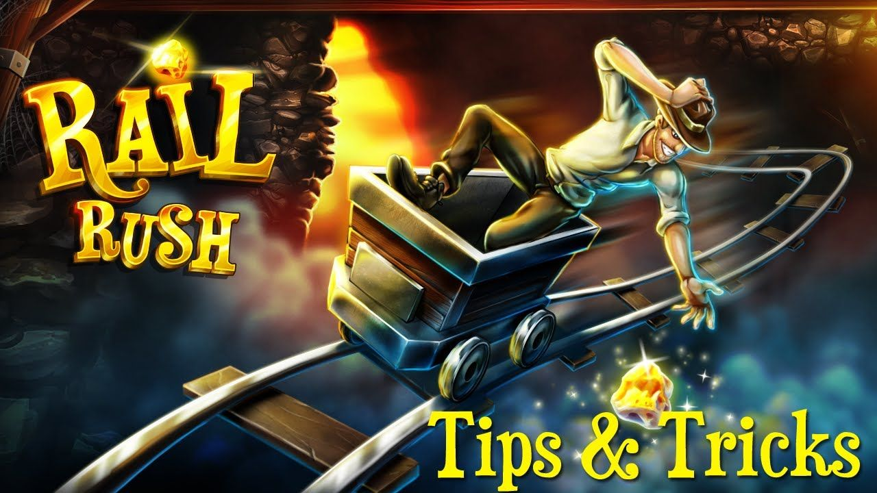 How to use this Rail rush mod apk? 1  Select what device are you