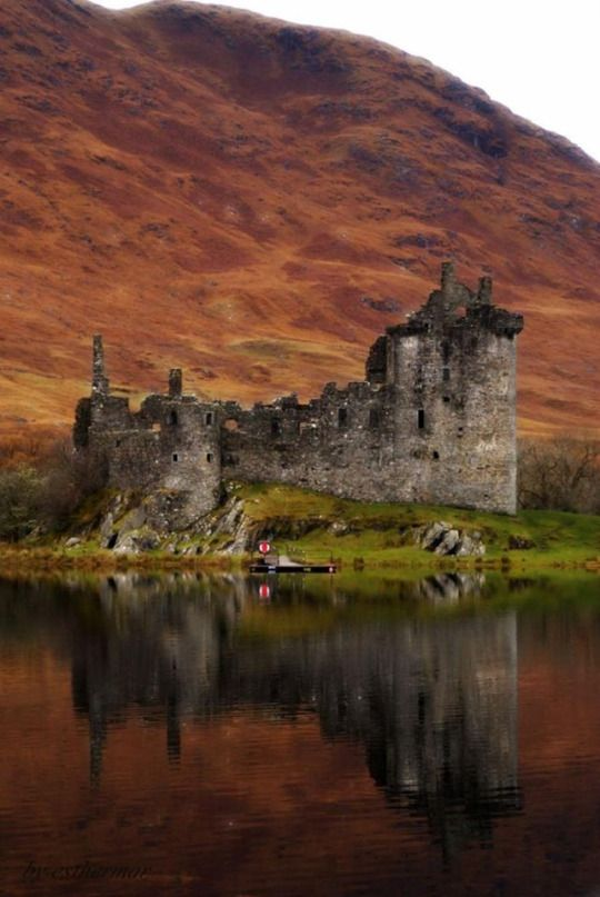 Back in time/Kilchurn Castle
