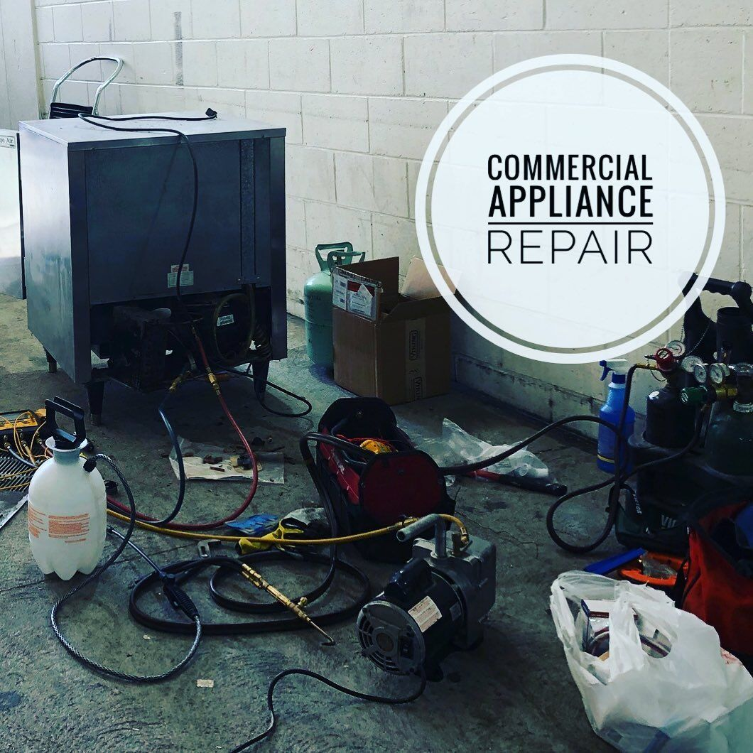 Commercial Appliance Repair In 2020 Commercial Appliances Appliance Repair Repair