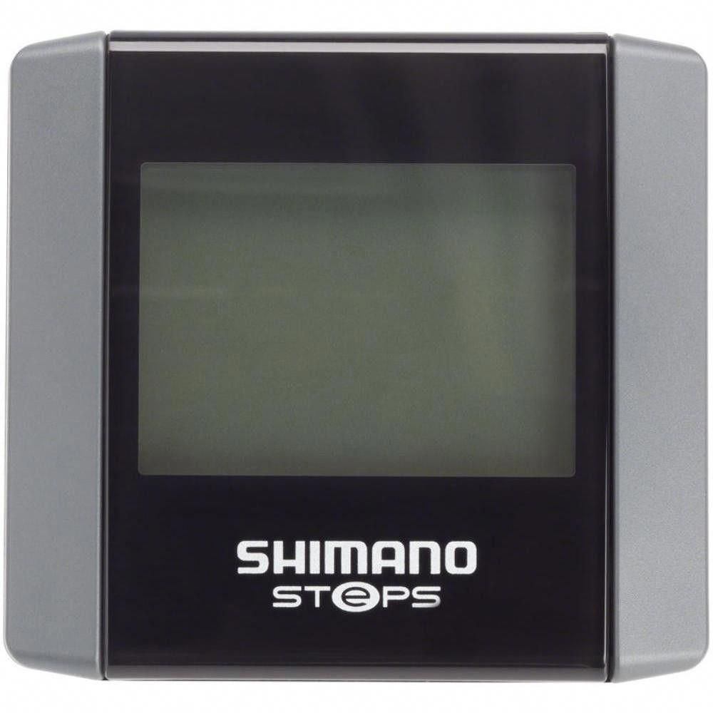 Shimano Steps SC-E6000 computer display with holder