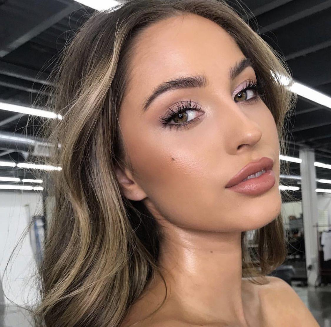 Soft Natural Glam Makeup Look Natural prom makeup