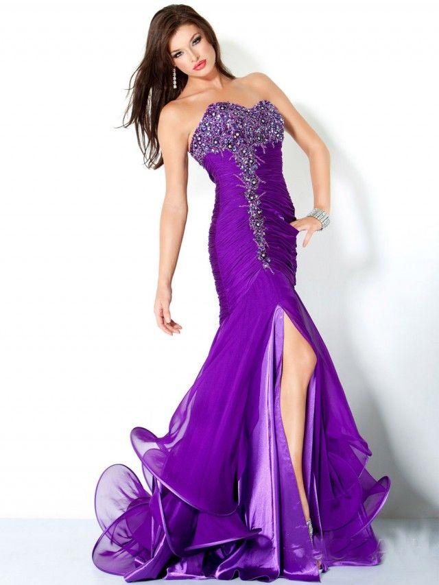 11 Beautiful Evening Gowns | Dresses Divine | Pinterest | Moda de ...