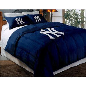 Hayden Would Love A Yankees Bed Comforter Sets Twin Comforter Sets Full Comforter Sets