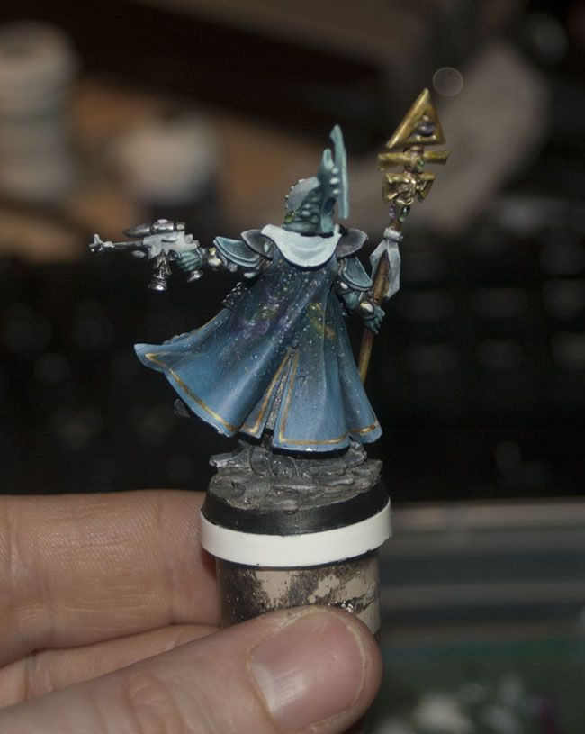 Coolminiornot Forums Painting Star Pattern On Cloak Star