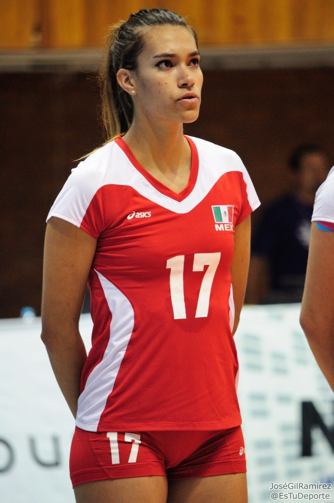 Garridovidal Sports Women Female Athletes Female Volleyball Players