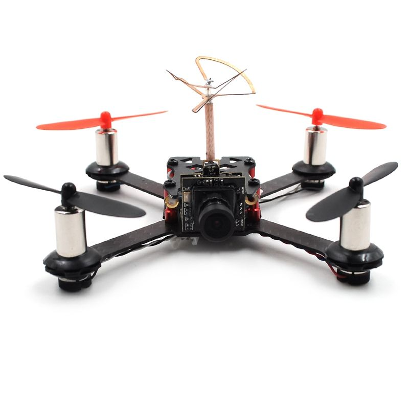 Machine QX110 110mm Micro FPV Racing Drone Quadcopter With F3 Flight ...