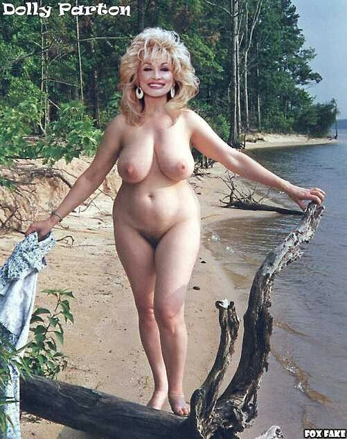 Dolly parton nude celebrity
