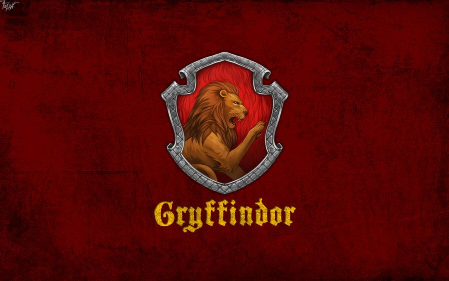 Harry Potter Wallpaper Gryffindor By Theladyavatar