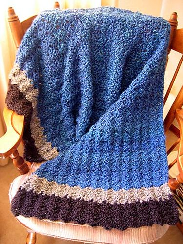 Ravelry: Cozy Comfort Prayer Shawl pattern by Kathy North | Charity ...