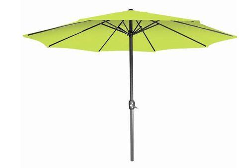 uac sombrilla para terraza o jardn color verde pistacho sombrilla verde