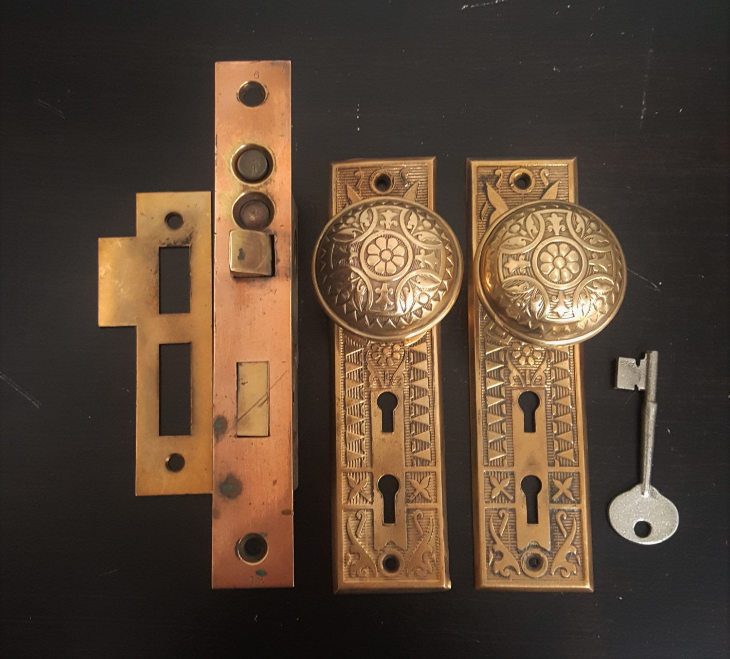 Corbin Mortise Lock Entry Set 530931 By Charlestonhardwareco On