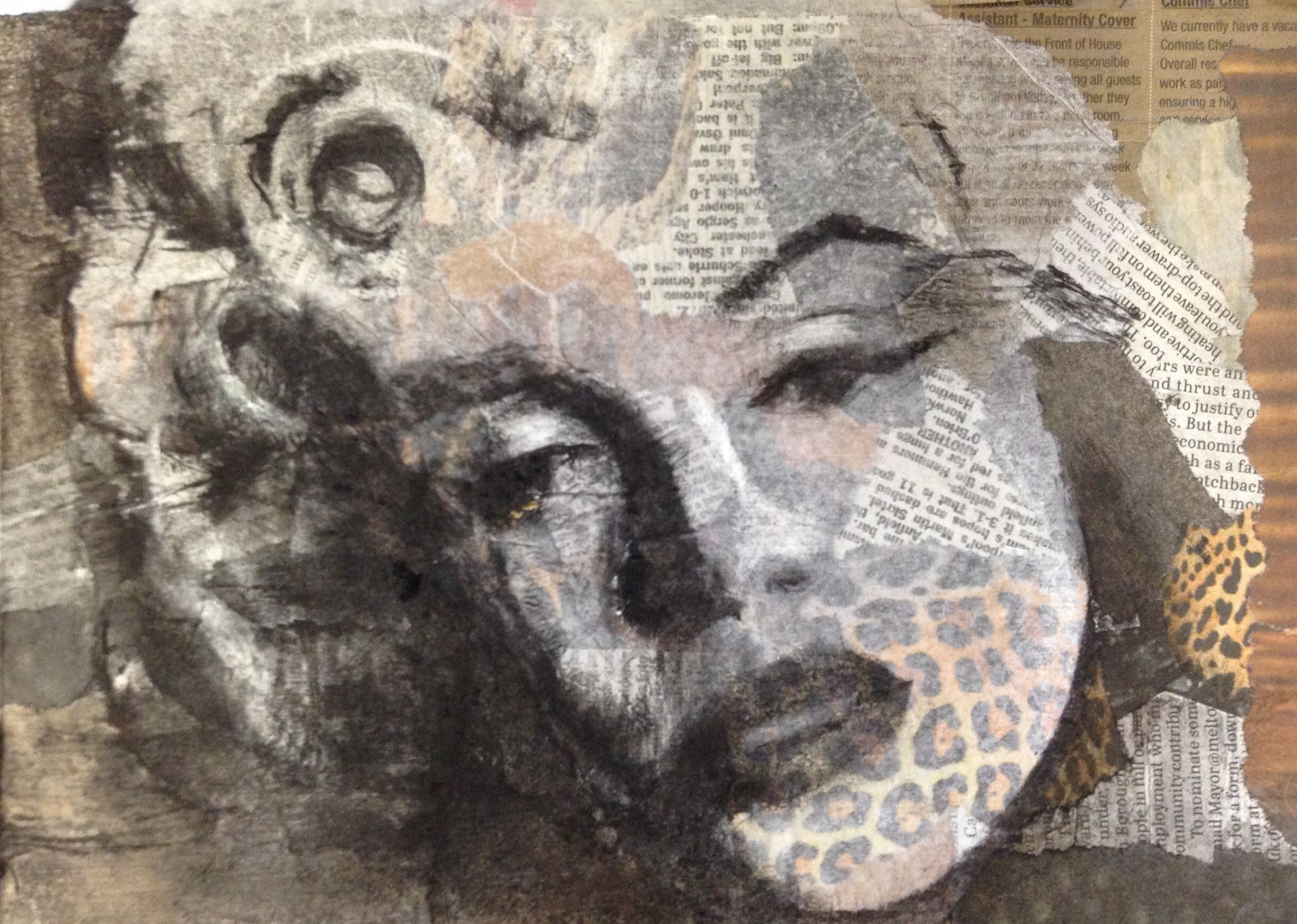 Collage icon Art, Artwork, Painting