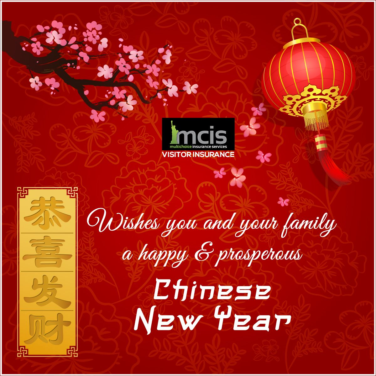 We, at MCIS wish everyone a ChineseNewYear filled with