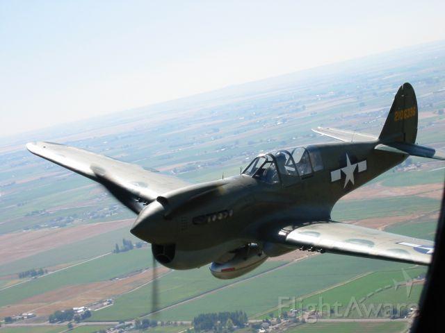 FlightAware ✈ Photo of CURTISS Warhawk