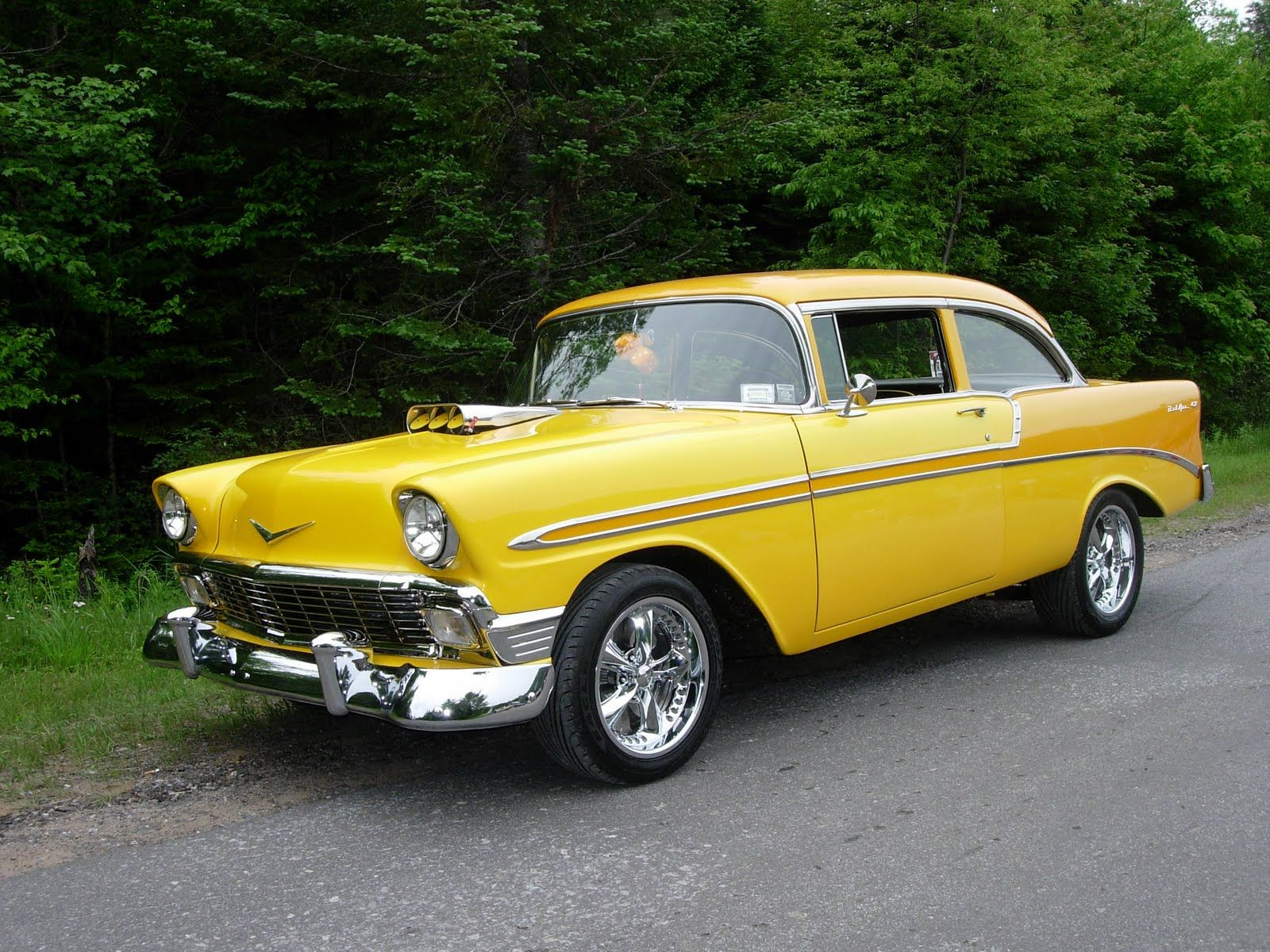 56' Beauty SHOP SAFE! THIS CAR, AND ANY OTHER CAR YOU