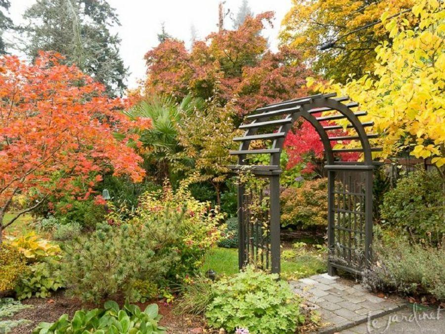 Recopilación de los jardines más coloridos y hermosos