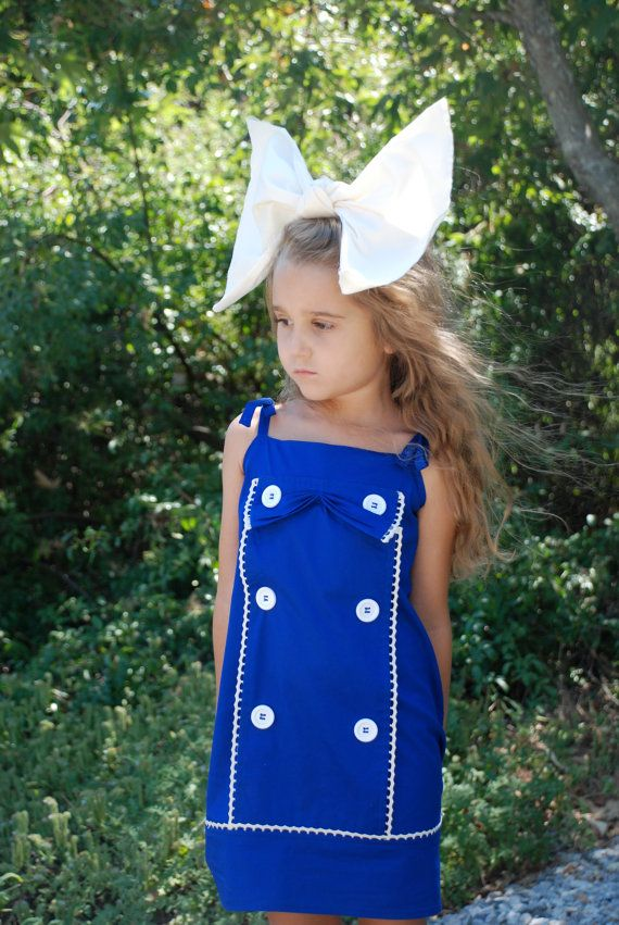 Royal blue Toddler party dresses and Toddler dress on Pinterest