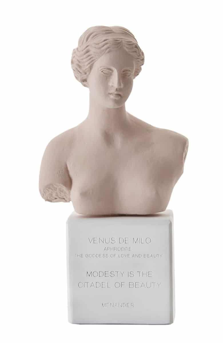 SOPHIA Venus Bust | The Greek Designers #greekstatue