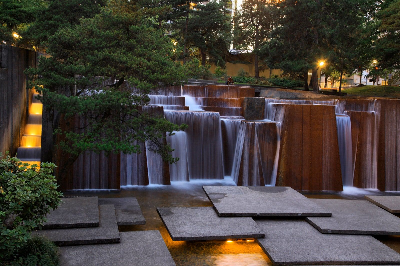 The 12 Most Beautifully Designed Public Fountains Fountains Fountain Park Water Fountain Design Modern outdoor water fountain canada
