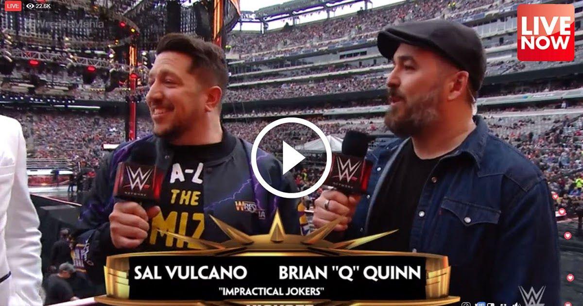 WWE LIVE 2019 WWE WrestleMania 35 LIVE STREAMING FREE