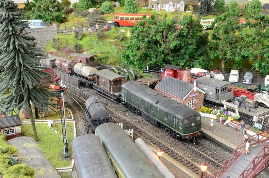 Great Electric Train Show sponsored by Hornby Magazine | The