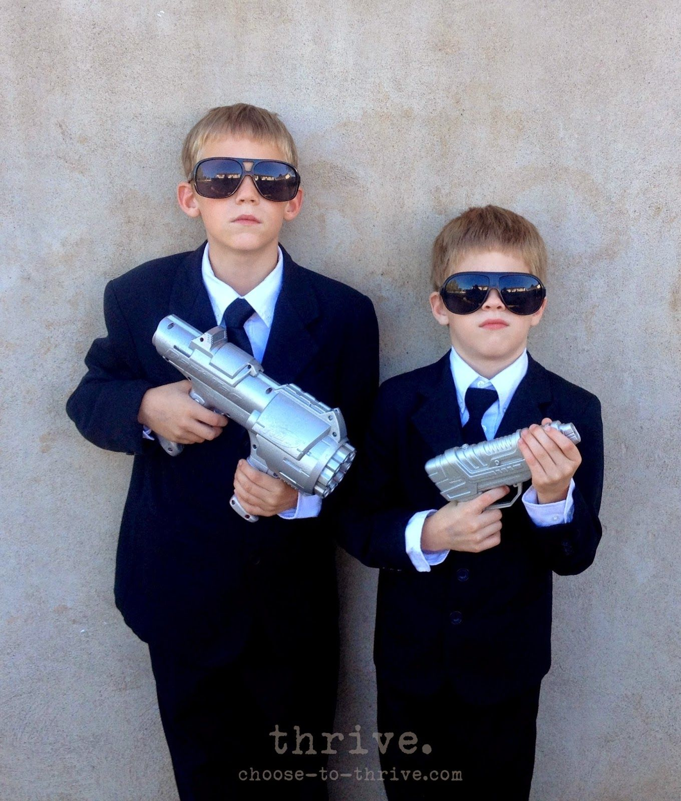 Costume Men In Black Thrive Black Halloween Costumes