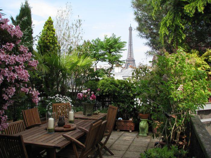 Paris Apartment Eiffel Qi Garden Waytostay