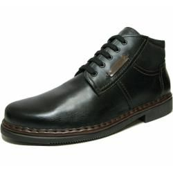 Photo of Reduced leather shoes for men
