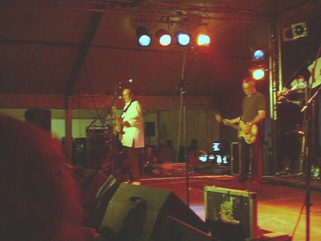 The Bluesband. 14/09/2007.