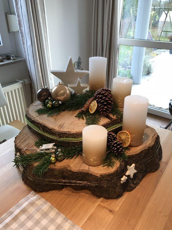 100 Creative Christmas Decor for Small Apartment I