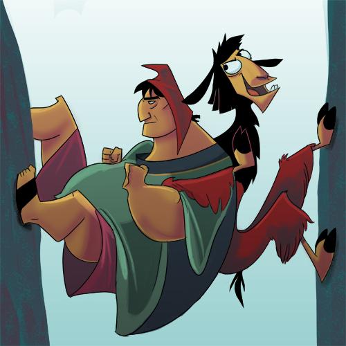 Pacha kuzco anim s dessin anim anim dessin - Kuzco dessin anime ...