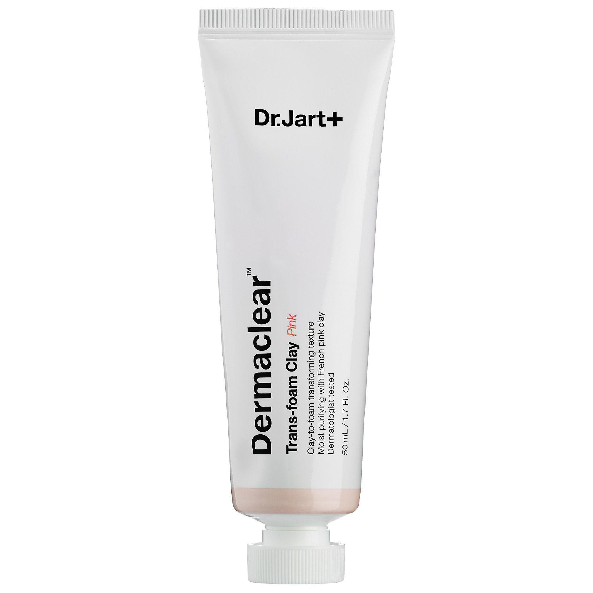 Dermaclear™ Trans-Foam Clay in Moisturizing Pink - Dr  Jart+